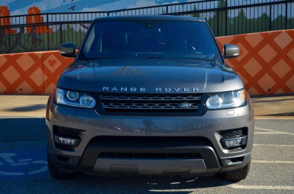 Used 2016 Land Rover Range Rover Sport 3.0L V6 Supercharged SE for sale $32,985 at Gravity Autos in Roswell GA 30076 3