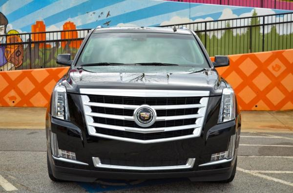 Used 2015 Cadillac Escalade Premium for sale $39,985 at Gravity Autos in Roswell GA 30076 3