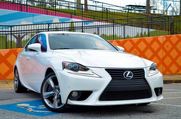 Used 2014 Lexus IS 350 for sale $21,519 at Gravity Autos in Roswell GA 30076 2