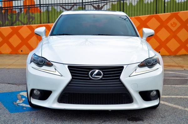Used 2014 Lexus IS 350 for sale $21,519 at Gravity Autos in Roswell GA 30076 3