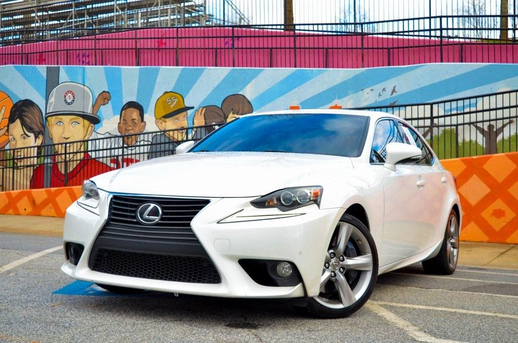 Used 2014 Lexus IS 350 for sale $21,519 at Gravity Autos in Roswell GA 30076 1