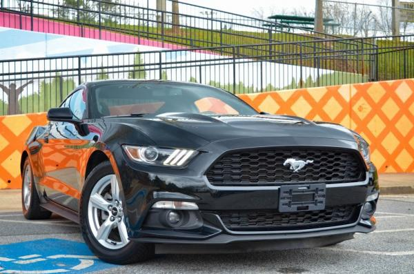 Used 2015 Ford Mustang EcoBoost for sale $17,985 at Gravity Autos in Roswell GA 30076 2