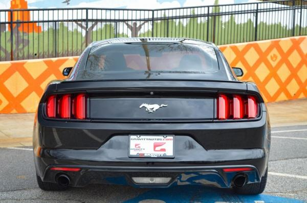 Used 2015 Ford Mustang EcoBoost for sale $17,985 at Gravity Autos in Roswell GA 30076 4