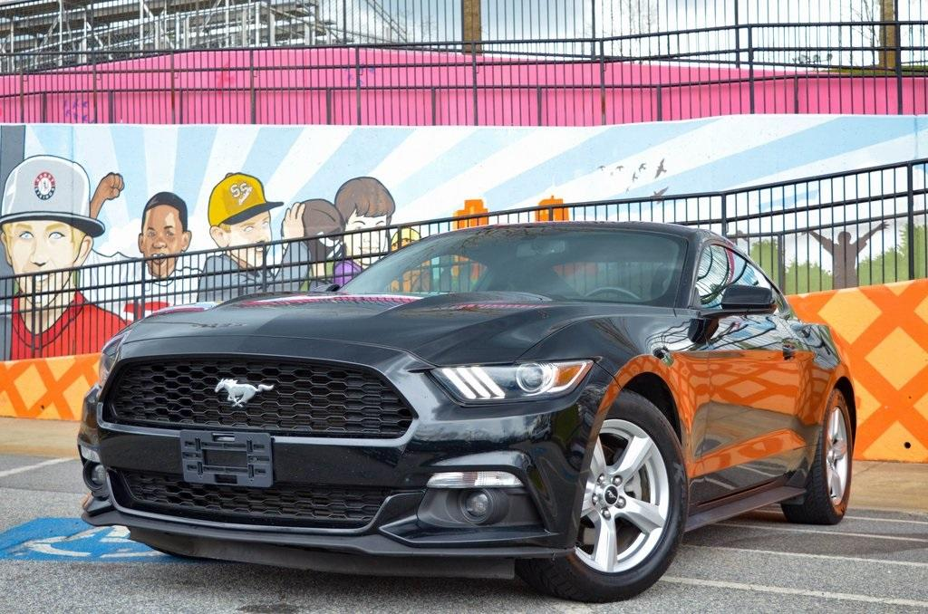 Used 2015 Ford Mustang EcoBoost for sale $17,985 at Gravity Autos in Roswell GA 30076 1