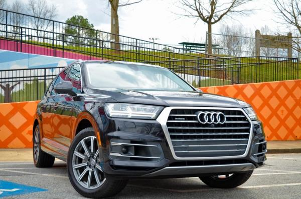 Used 2017 Audi Q7 3.0T Prestige for sale $38,981 at Gravity Autos in Roswell GA 30076 2