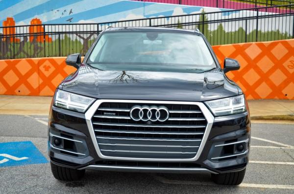 Used 2017 Audi Q7 3.0T Prestige for sale $38,981 at Gravity Autos in Roswell GA 30076 3