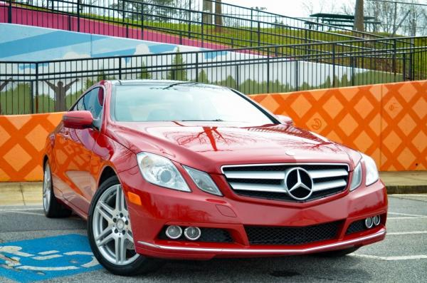 Used 2010 Mercedes-Benz E-Class E 350 for sale $13,895 at Gravity Autos in Roswell GA 30076 2