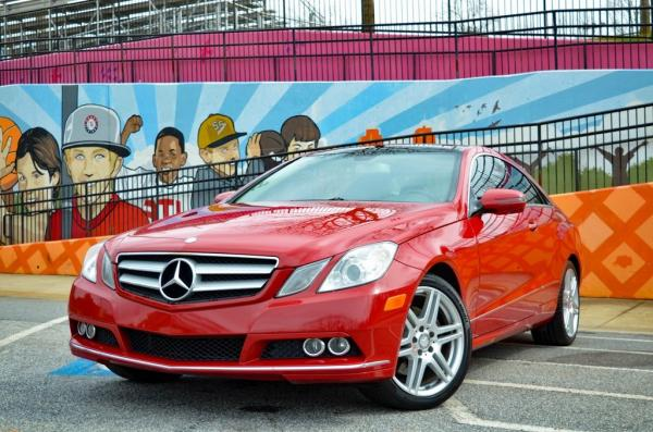 Used 2010 Mercedes-Benz E-Class E 350 for sale $13,895 at Gravity Autos in Roswell GA 30076 1