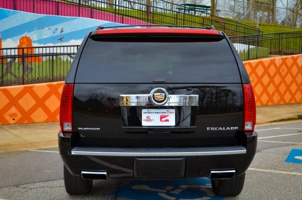 Used 2013 Cadillac Escalade Platinum Edition for sale $30,985 at Gravity Autos in Roswell GA 30076 4