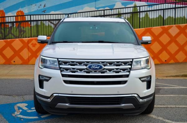 Used 2018 Ford Explorer Limited for sale $25,985 at Gravity Autos in Roswell GA 30076 3