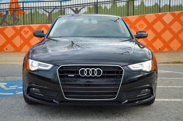 Used 2014 Audi A5 2.0T Premium for sale Sold at Gravity Autos in Roswell GA 30076 3