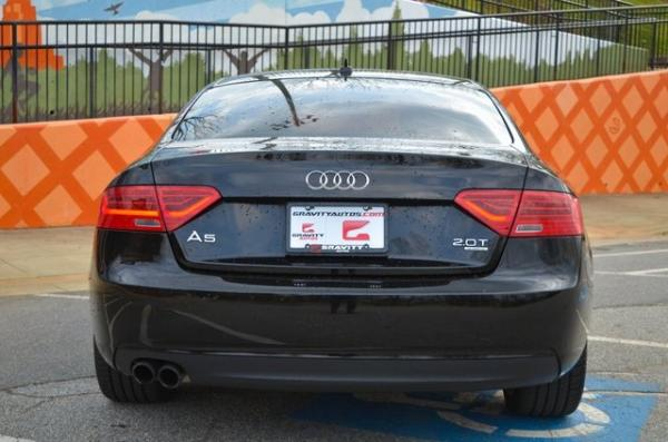 Used 2014 Audi A5 2.0T Premium for sale Sold at Gravity Autos in Roswell GA 30076 4