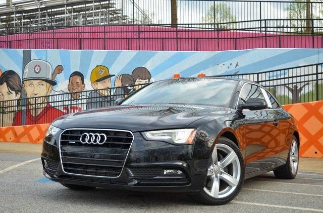 Used 2014 Audi A5 2.0T Premium for sale Sold at Gravity Autos in Roswell GA 30076 1