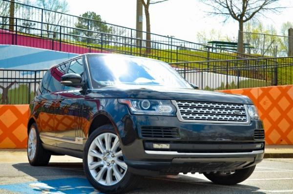 Used 2016 Land Rover Range Rover 5.0L V8 Supercharged for sale $45,841 at Gravity Autos in Roswell GA 30076 2