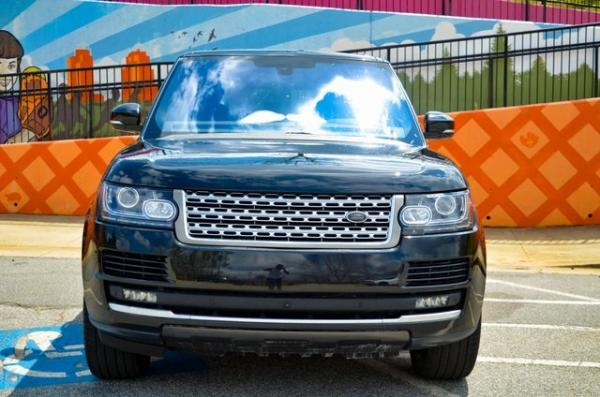 Used 2016 Land Rover Range Rover 5.0L V8 Supercharged for sale $45,841 at Gravity Autos in Roswell GA 30076 3