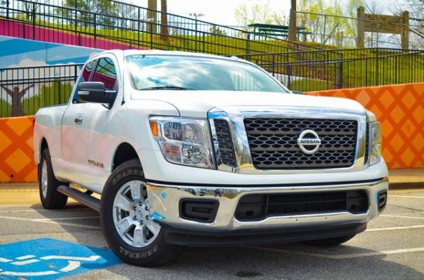 Used 2018 Nissan Titan SV for sale $25,931 at Gravity Autos in Roswell GA 30076 2