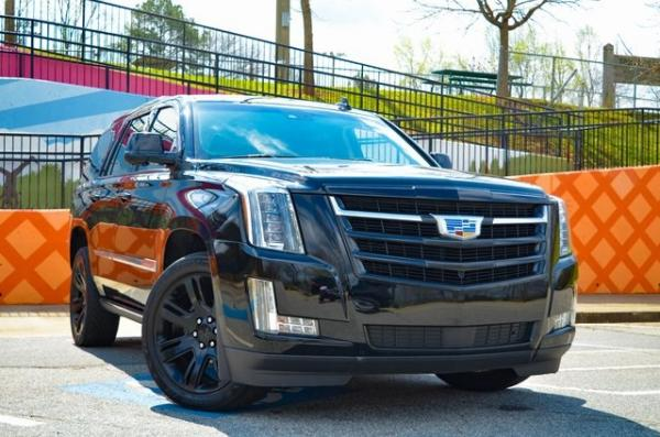 Used 2017 Cadillac Escalade Premium for sale Sold at Gravity Autos in Roswell GA 30076 2