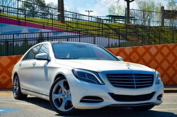 Used 2015 Mercedes-Benz S-Class S 550 for sale $41,985 at Gravity Autos in Roswell GA 30076 2