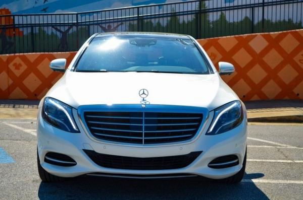 Used 2015 Mercedes-Benz S-Class S 550 for sale $41,985 at Gravity Autos in Roswell GA 30076 3