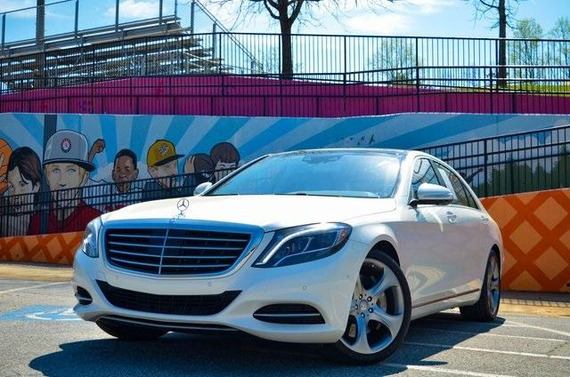 Used 2015 Mercedes-Benz S-Class S 550 for sale $41,985 at Gravity Autos in Roswell GA 30076 1