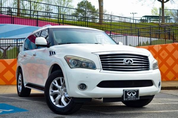 Used 2012 INFINITI QX56 Base for sale $24,895 at Gravity Autos in Roswell GA 30076 2