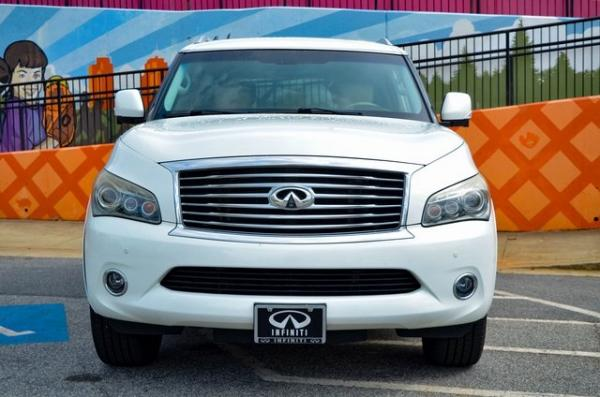 Used 2012 INFINITI QX56 Base for sale $24,895 at Gravity Autos in Roswell GA 30076 3