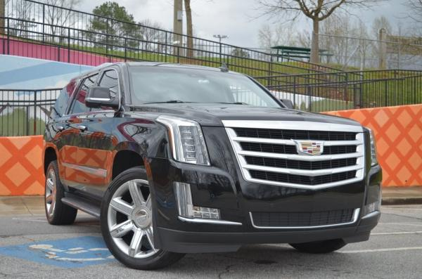 Used 2017 Cadillac Escalade Luxury for sale $44,985 at Gravity Autos in Roswell GA 30076 2