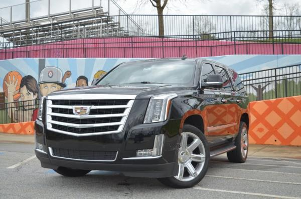 Used 2017 Cadillac Escalade Luxury for sale $44,985 at Gravity Autos in Roswell GA 30076 1