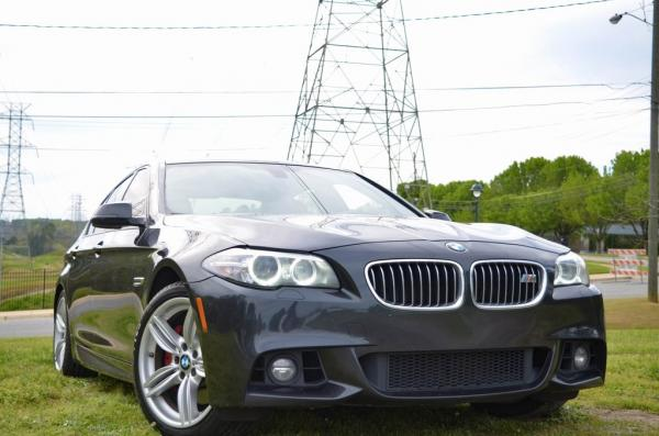 Used 2015 BMW 5 Series 535i xDrive for sale $17,985 at Gravity Autos in Roswell GA 30076 2
