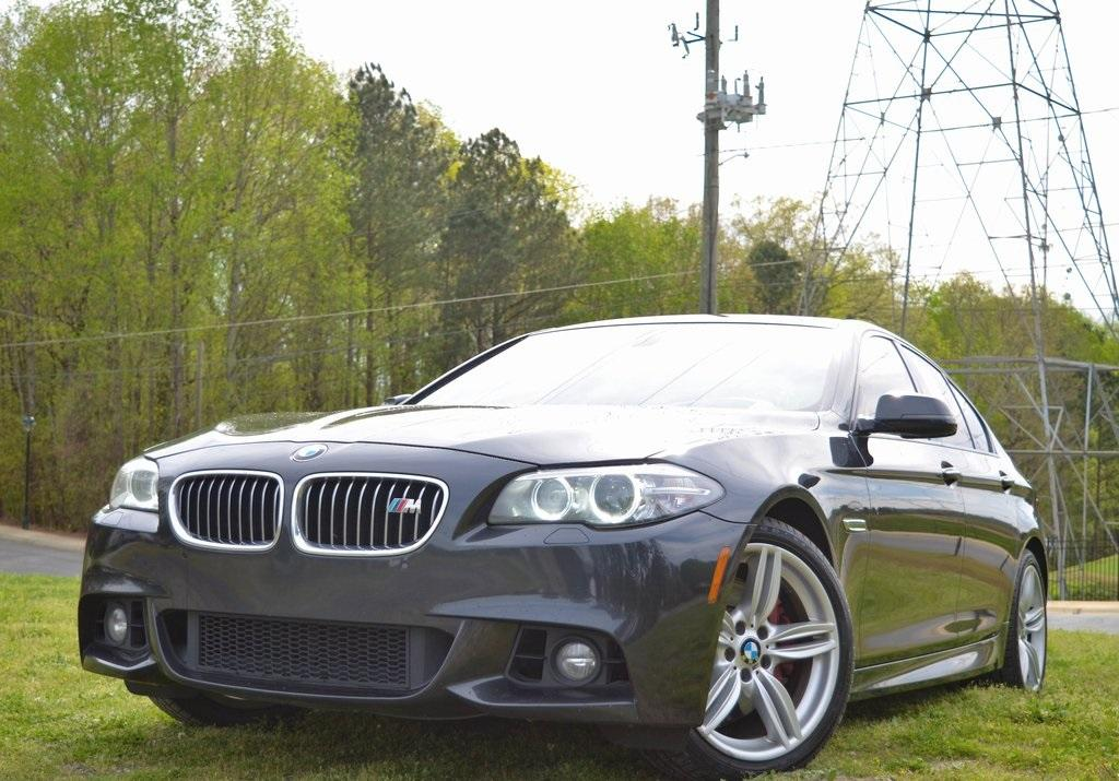 Used 2015 BMW 5 Series 535i xDrive for sale $17,985 at Gravity Autos in Roswell GA 30076 1