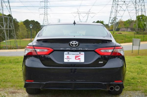 Used 2019 Toyota Camry SE for sale $19,985 at Gravity Autos in Roswell GA 30076 4