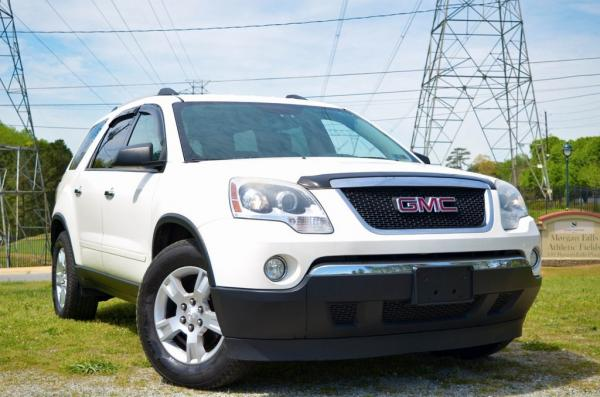 Used 2012 GMC Acadia SL for sale $12,985 at Gravity Autos in Roswell GA 30076 2