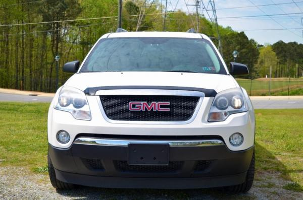 Used 2012 GMC Acadia SL for sale $12,985 at Gravity Autos in Roswell GA 30076 3