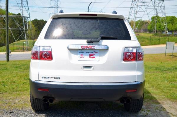 Used 2012 GMC Acadia SL for sale $12,985 at Gravity Autos in Roswell GA 30076 4