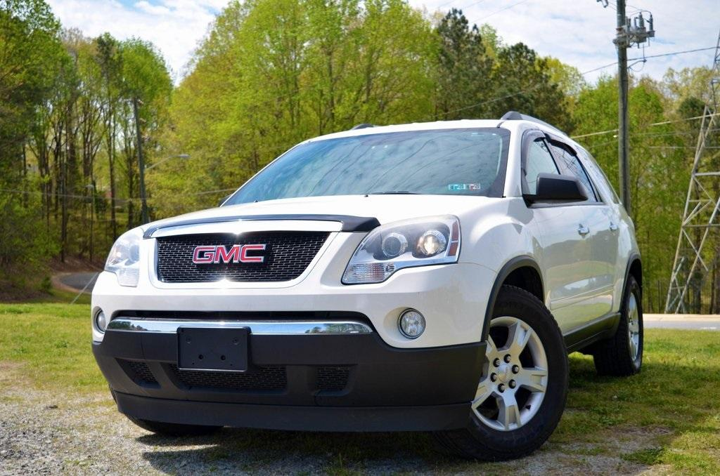 Used 2012 GMC Acadia SL for sale $12,985 at Gravity Autos in Roswell GA 30076 1