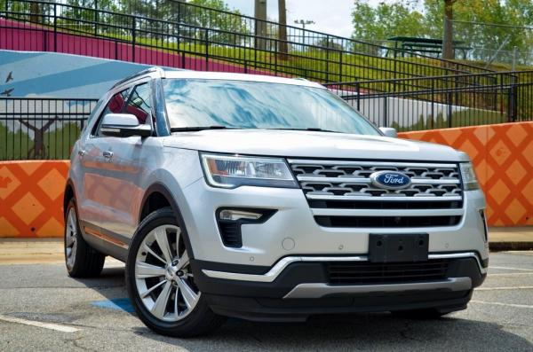 Used 2018 Ford Explorer Limited for sale $25,985 at Gravity Autos in Roswell GA 30076 2