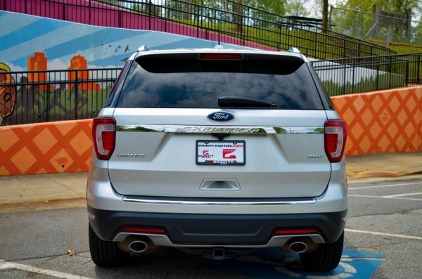 Used 2018 Ford Explorer Limited for sale $25,985 at Gravity Autos in Roswell GA 30076 4