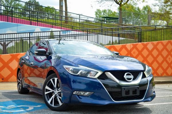 Used 2017 Nissan Maxima 3.5 SL for sale $19,985 at Gravity Autos in Roswell GA 30076 2