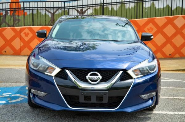 Used 2017 Nissan Maxima 3.5 SL for sale $19,985 at Gravity Autos in Roswell GA 30076 3