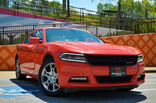 Used 2017 Dodge Charger SXT for sale Sold at Gravity Autos in Roswell GA 30076 2