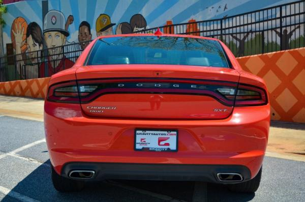 Used 2017 Dodge Charger SXT for sale Sold at Gravity Autos in Roswell GA 30076 4