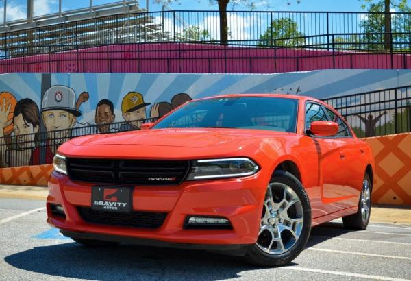 Used 2017 Dodge Charger SXT for sale Sold at Gravity Autos in Roswell GA 30076 1