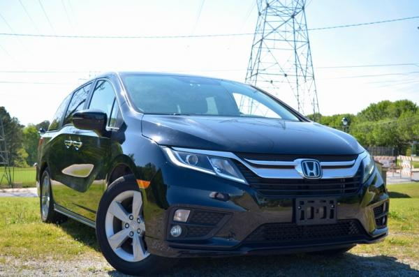 Used 2018 Honda Odyssey EX for sale $26,985 at Gravity Autos in Roswell GA 30076 2