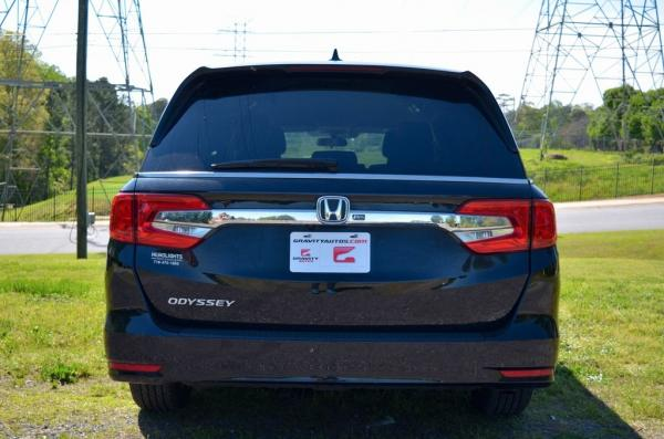 Used 2018 Honda Odyssey EX for sale $26,985 at Gravity Autos in Roswell GA 30076 4
