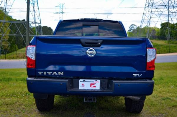 Used 2018 Nissan Titan SV for sale $26,985 at Gravity Autos in Roswell GA 30076 4