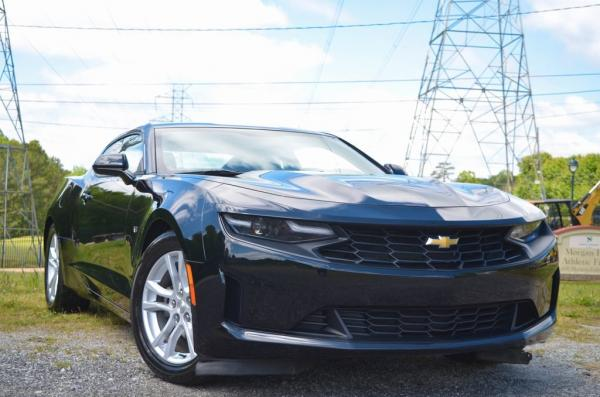 Used 2019 Chevrolet Camaro 1LS for sale $22,873 at Gravity Autos in Roswell GA 30076 2