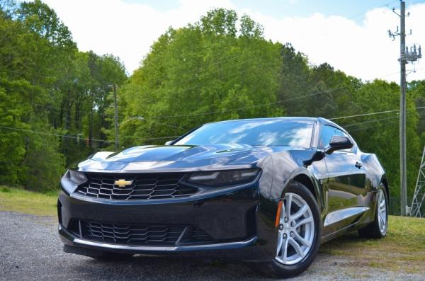 Used 2019 Chevrolet Camaro 1LS for sale $22,873 at Gravity Autos in Roswell GA 30076 1