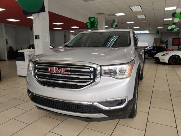 Used 2017 GMC Acadia SLE-2 for sale $19,985 at Gravity Autos in Roswell GA 30076 1