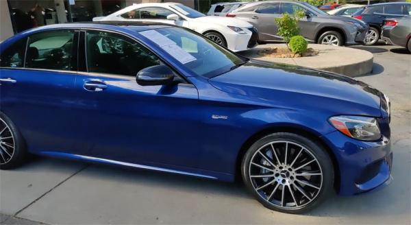Used 2017 Mercedes-Benz C-Class C 43 AMG® for sale Sold at Gravity Autos in Roswell GA 30076 2