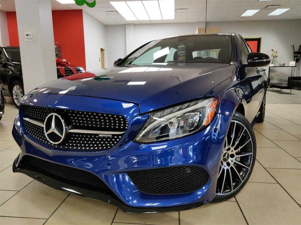 Used 2017 Mercedes-Benz C-Class C 43 AMG® for sale Sold at Gravity Autos in Roswell GA 30076 1